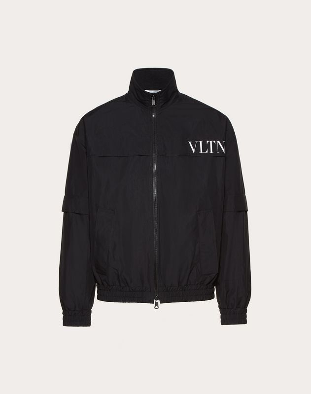BLOUSON WITH VLTN PRINT