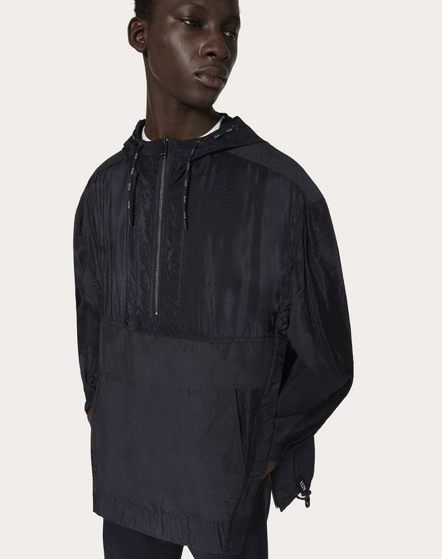 ANORAK WITH VLTN PRINT