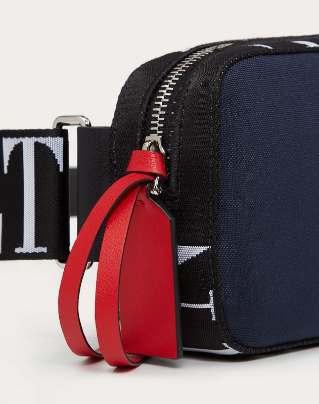 VLTN NYLON SHOULDER BAG