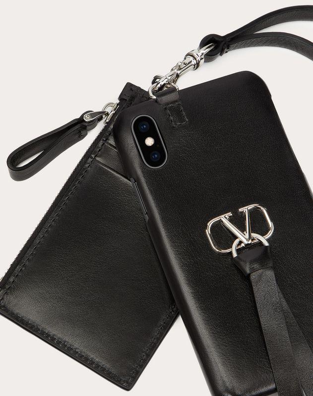 Smartphone-Tasche/Kartenetui VRING zum Umhängen