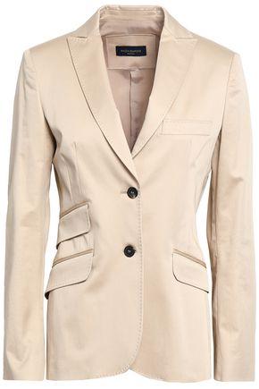 PIAZZA SEMPIONE Cotton-blend blazer