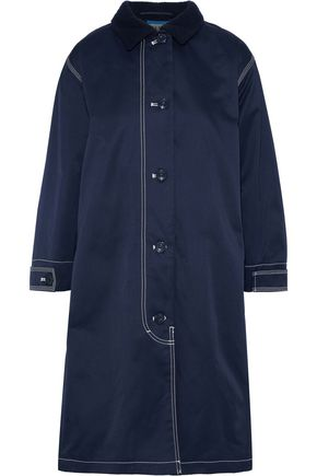 ACNE STUDIOS Press cotton-blend gabardine coat