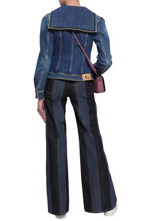 ALEXACHUNG Louis denim jacket