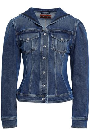 ALEXACHUNG Louis denim jacket