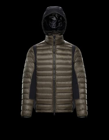 Moncler Down Jackets Man: HERS