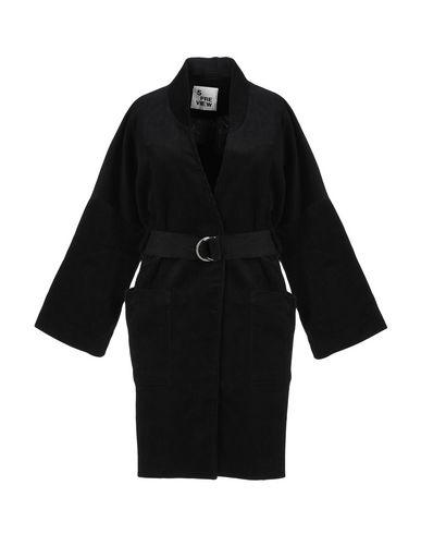 Купить Женское пальто или плащ 5PREVIEW черного цвета