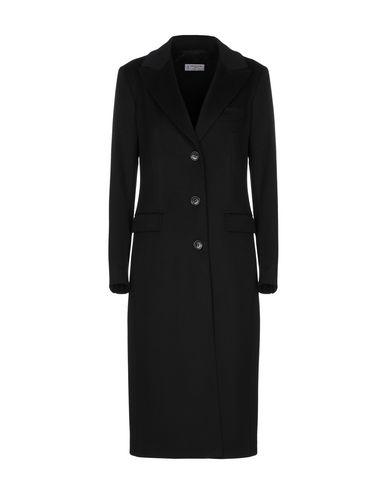 Купить Женское пальто или плащ ALBERTO BIANI черного цвета