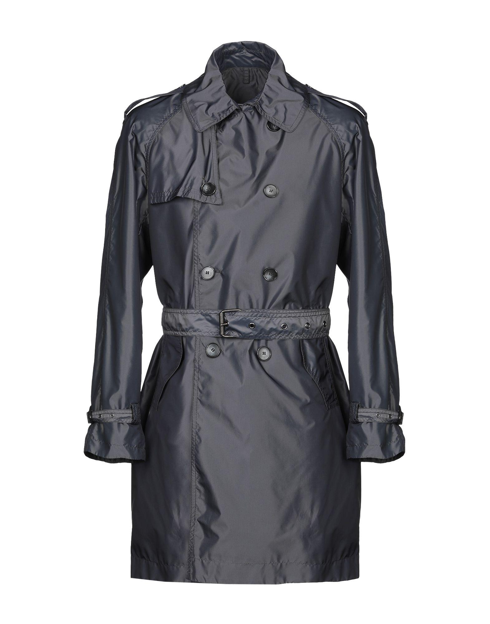 《期間限定 セール開催中》MARID? メンズ ライトコート ダークブルー 50 ポリエステル 100%