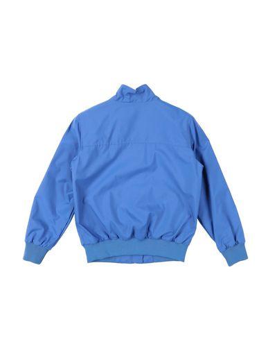 Фото 2 - Куртку синего цвета
