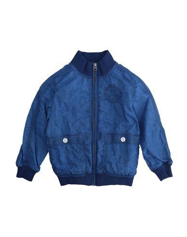 Фото - Куртку синего цвета