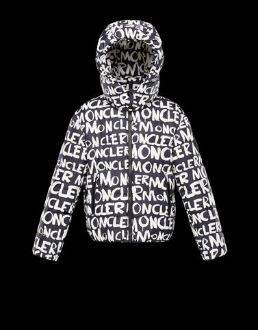 MONCLER COPENHAGUE IMPRIMÉ - Short outerwear - women