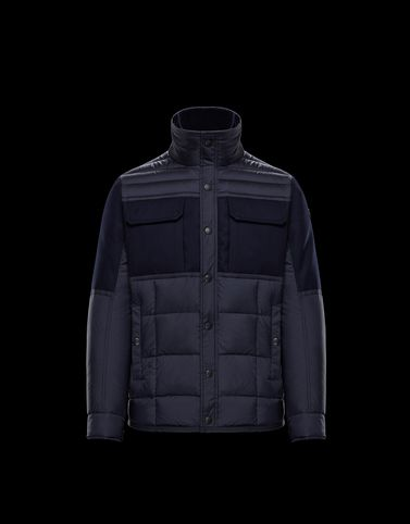 MONCLER ALBI - Overcoats - men