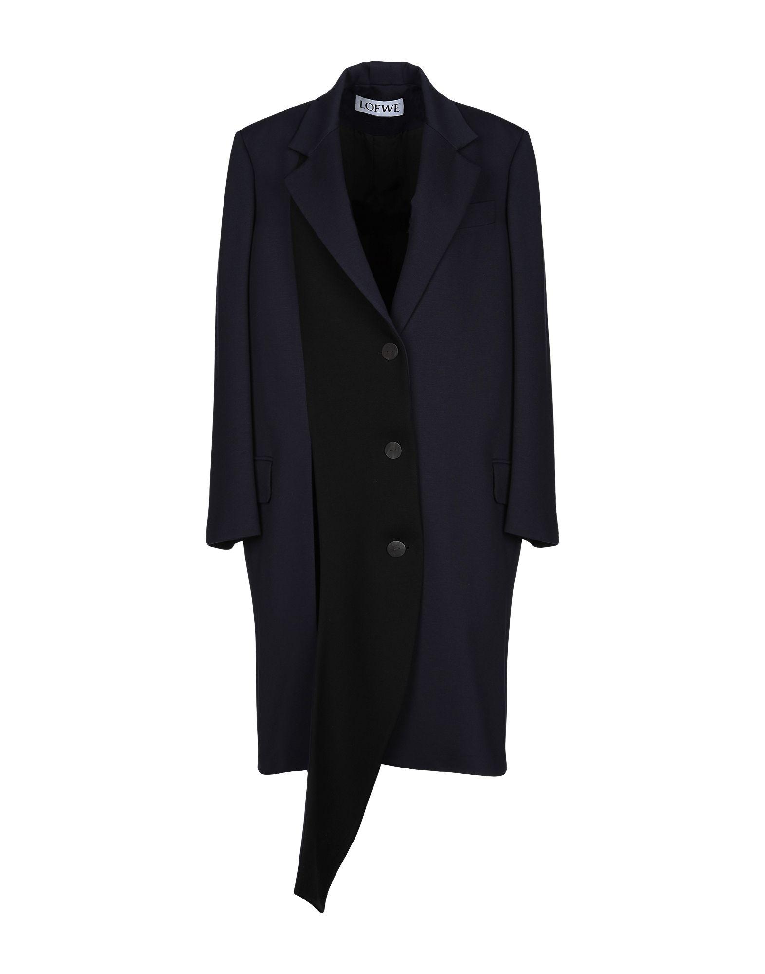 LOEWE Легкое пальто semicouture легкое пальто