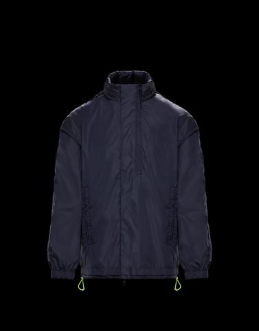 MONCLER LOIK - Overcoats - men
