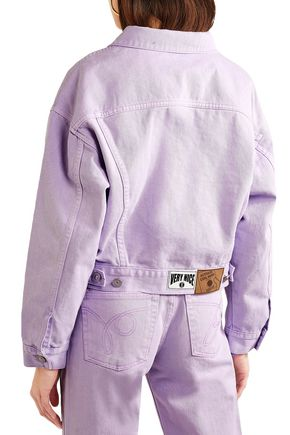 PUSHBUTTON Denim jacket