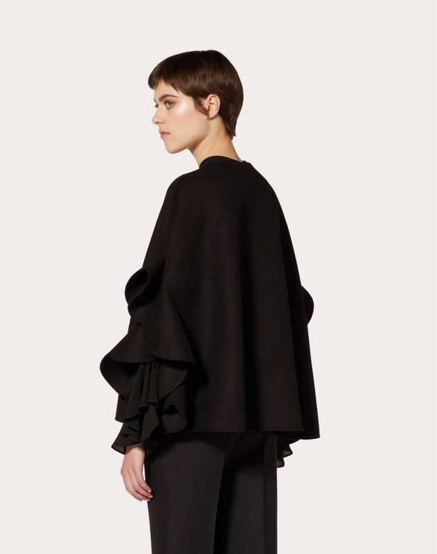 Mini Compact Drap Cape