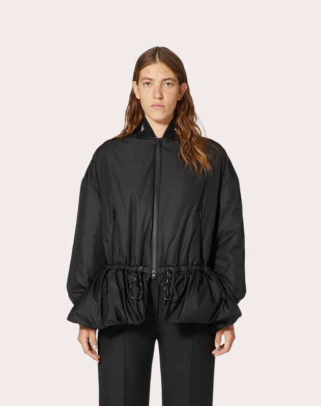 VLTN PADDED NYLON POPLIN JACKET