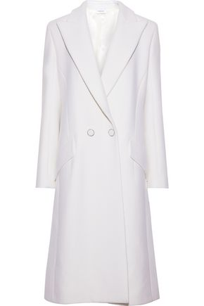 MUGLER Wool-felt coat