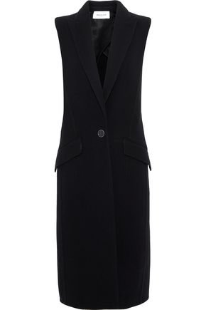 MUGLER Wool-felt vest