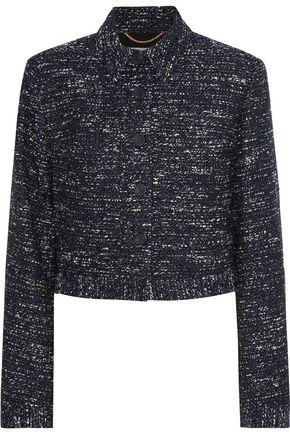 ADAM LIPPES Bouclé-tweed jacket