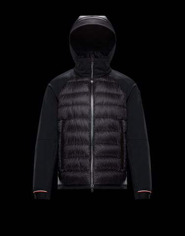 FABIAN Black Category Outerwear
