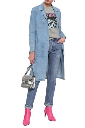 RAG & BONE Belted denim jacket