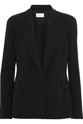 MUGLER Crepe blazer