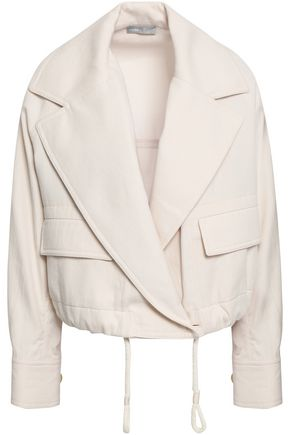 VINCE. Cotton-twill jacket