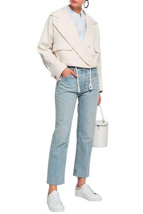 VINCE. Cotton-twill jacket