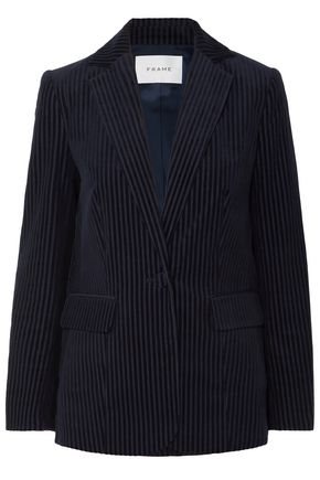 FRAME Cotton-blend corduroy blazer