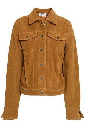 FRAME Suede jacket