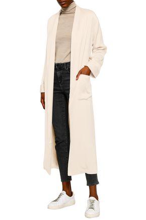 AMERICAN VINTAGE Belted crepe robe