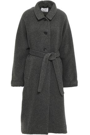 AMERICAN VINTAGE Belted felt coat