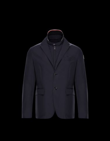 MONCLER MAYENNE - Overcoats - men