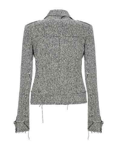 Фото 2 - Женскую куртку CAFÈ CHERI(È) черного цвета