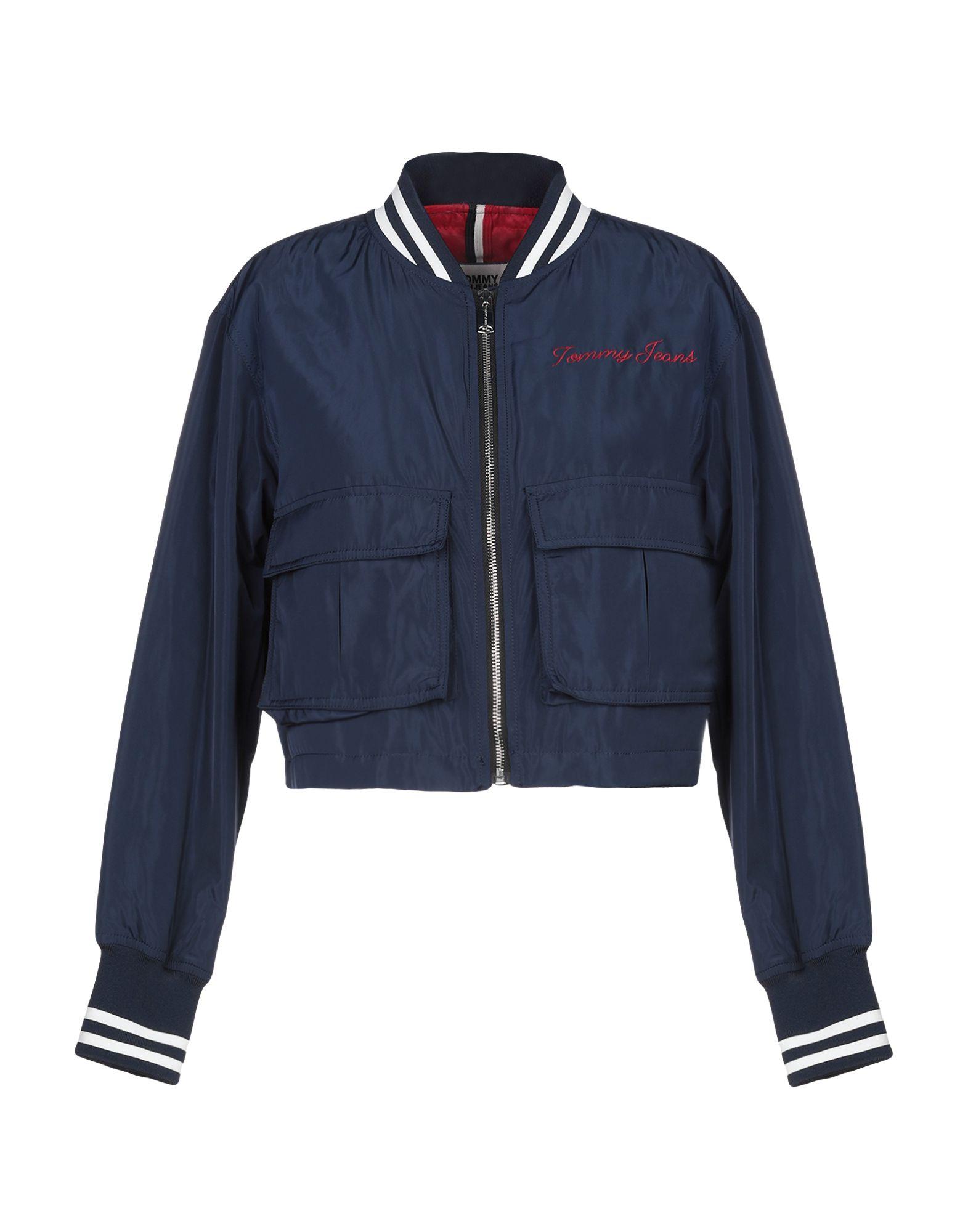 TOMMY JEANS Куртка куртка утепленная tommy jeans tommy jeans to052embhrr4