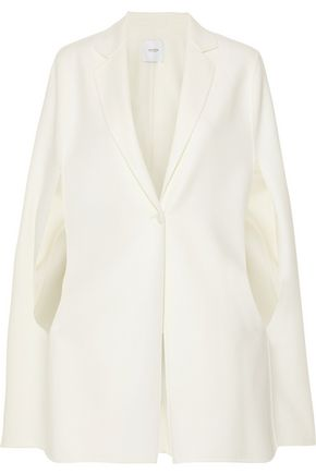 AGNONA Wool-blend cape