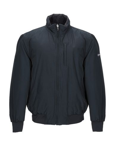 Купить Мужскую куртку  темно-синего цвета