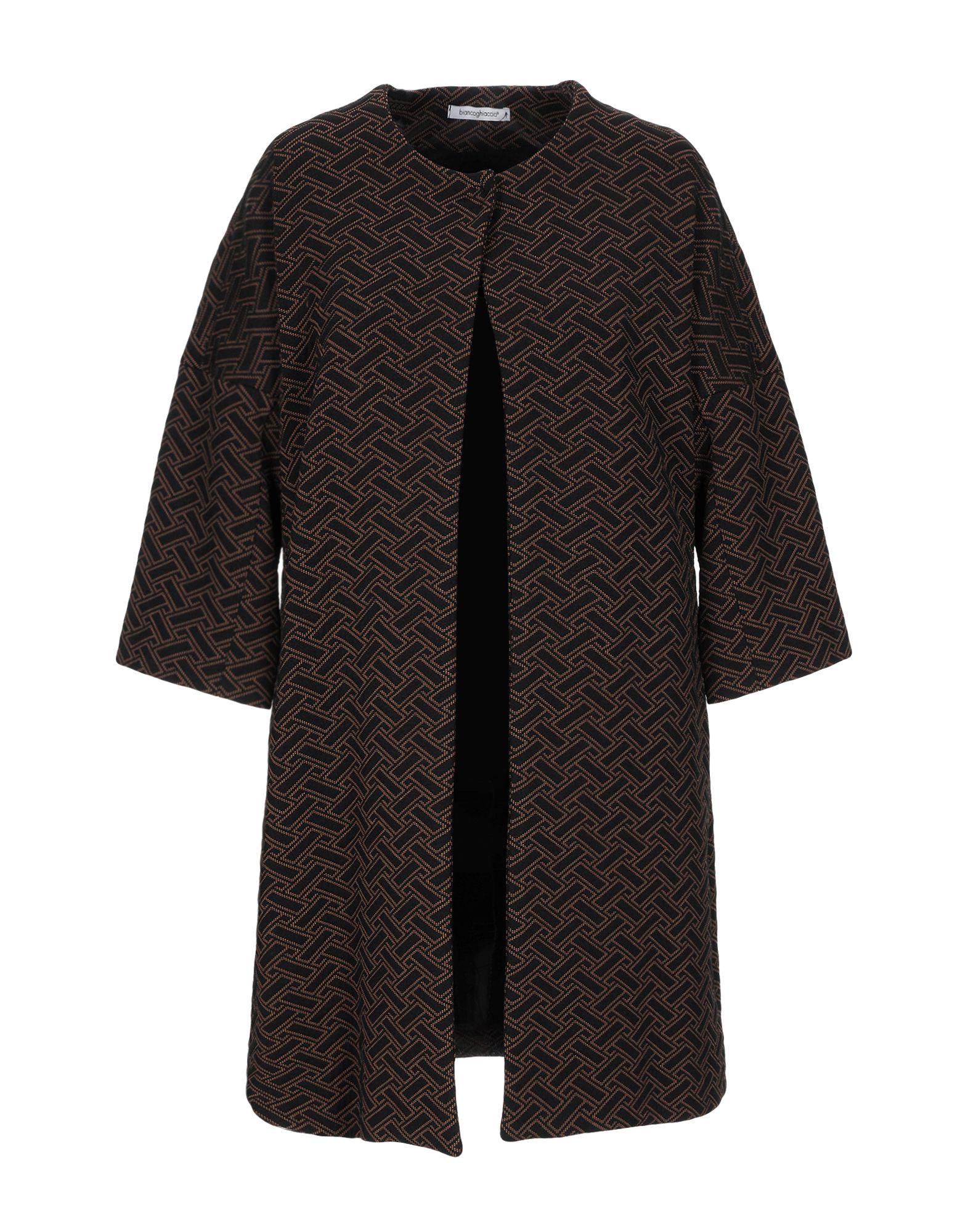 BIANCOGHIACCIO Легкое пальто недорого