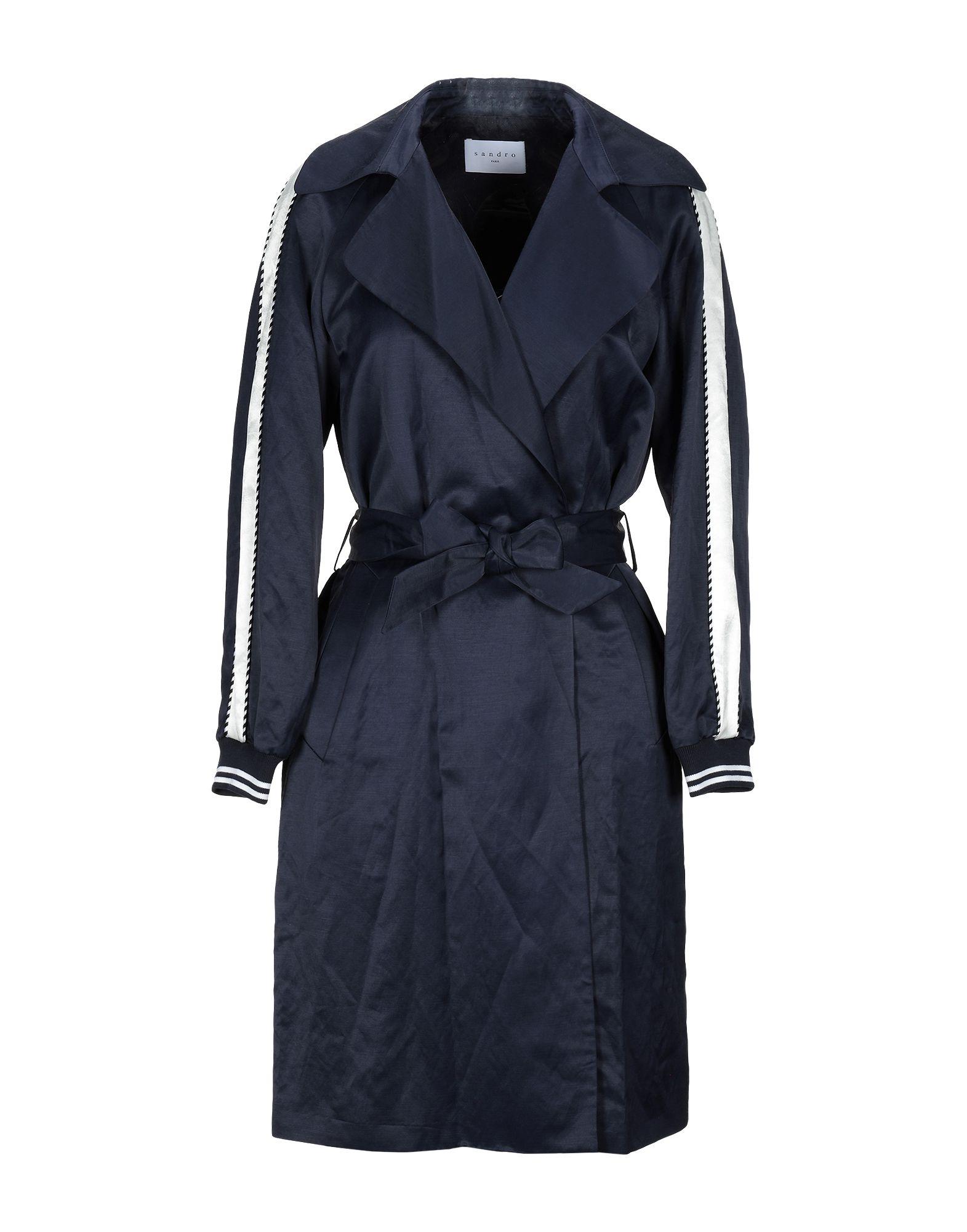 SANDRO Легкое пальто clips легкое пальто