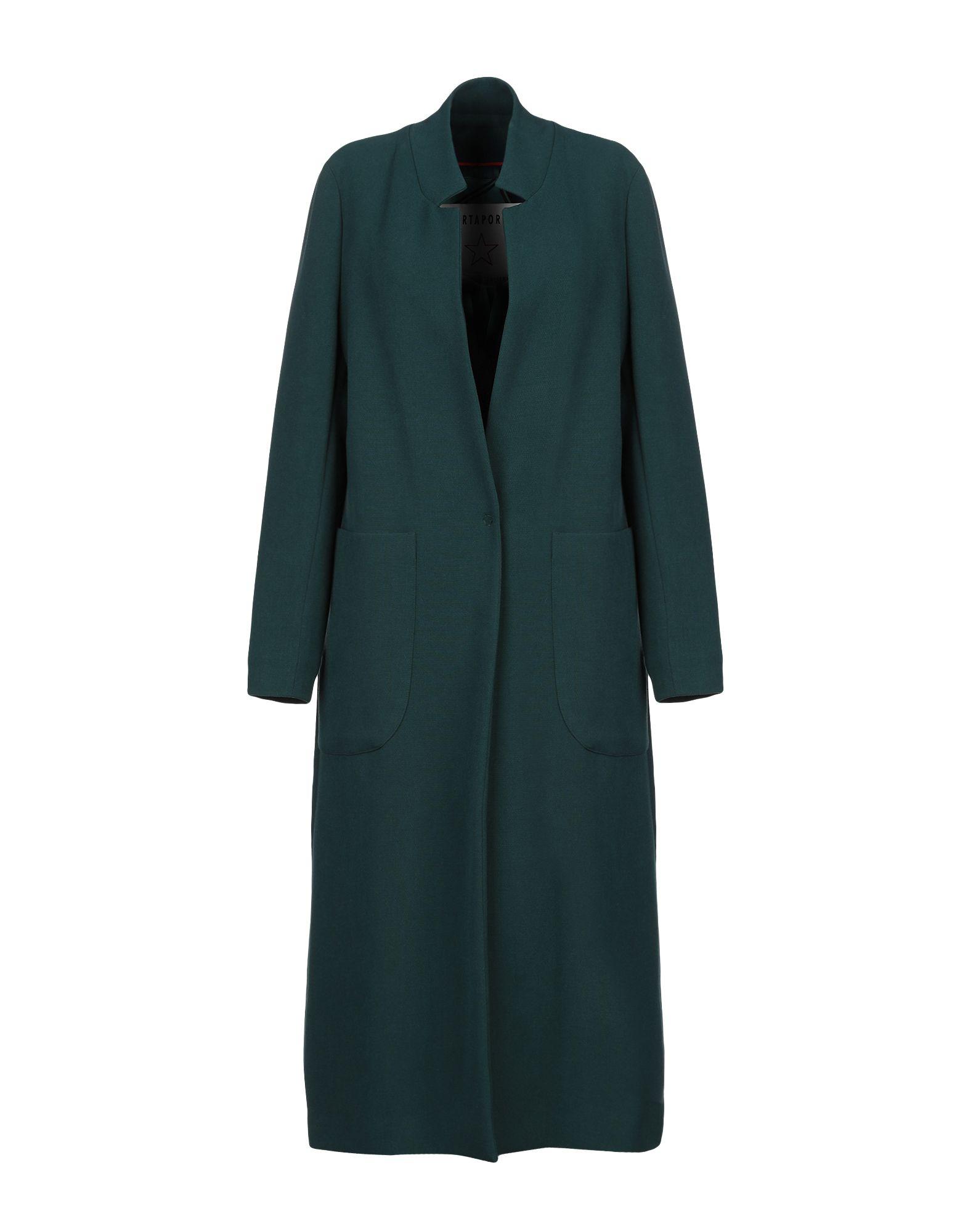 SHIRTAPORTER Пальто shirtaporter пальто