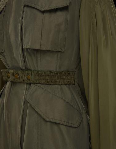 186272d2c Moncler SANTOSE for Woman, Overcoats   Official Online Store