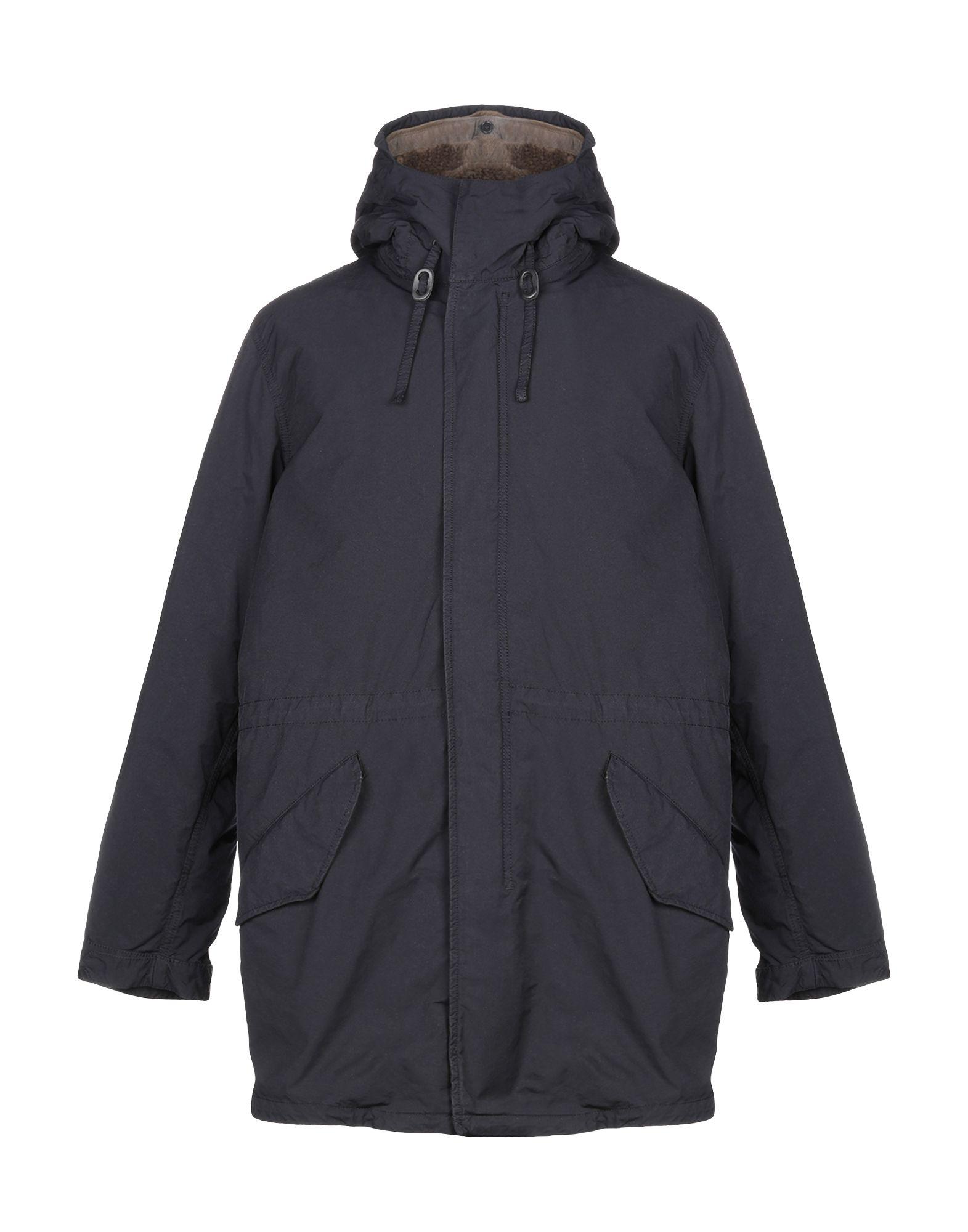 ASPESI Пальто пальто с капюшоном 50