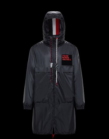 Moncler View all Outerwear Man: DELAPORTE