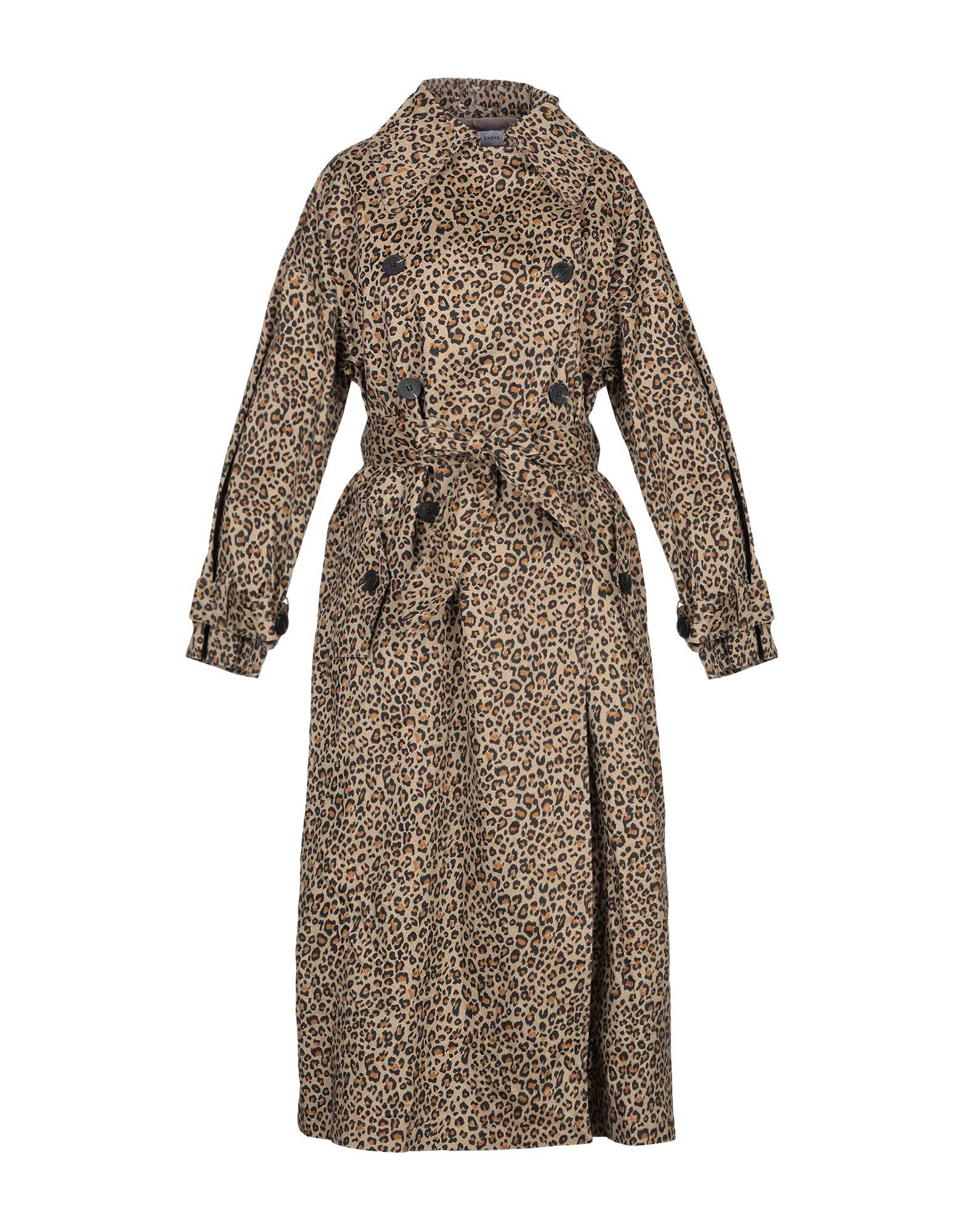 WEILI ZHENG Легкое пальто vivetta легкое пальто