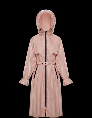 WASHINGTON Pink Coats & Trench Coats