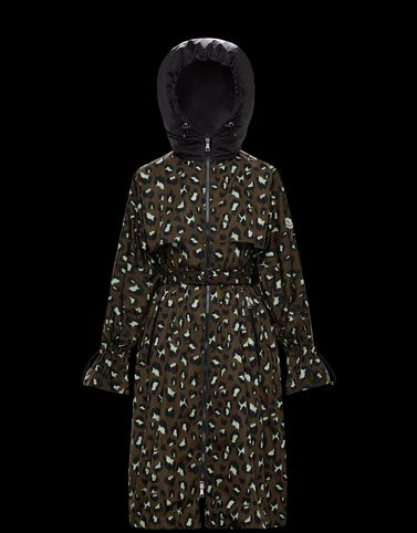 Moncler Coats & Trench Coats Woman: WASHINGTON