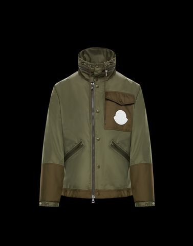 METGE Military green Jackets