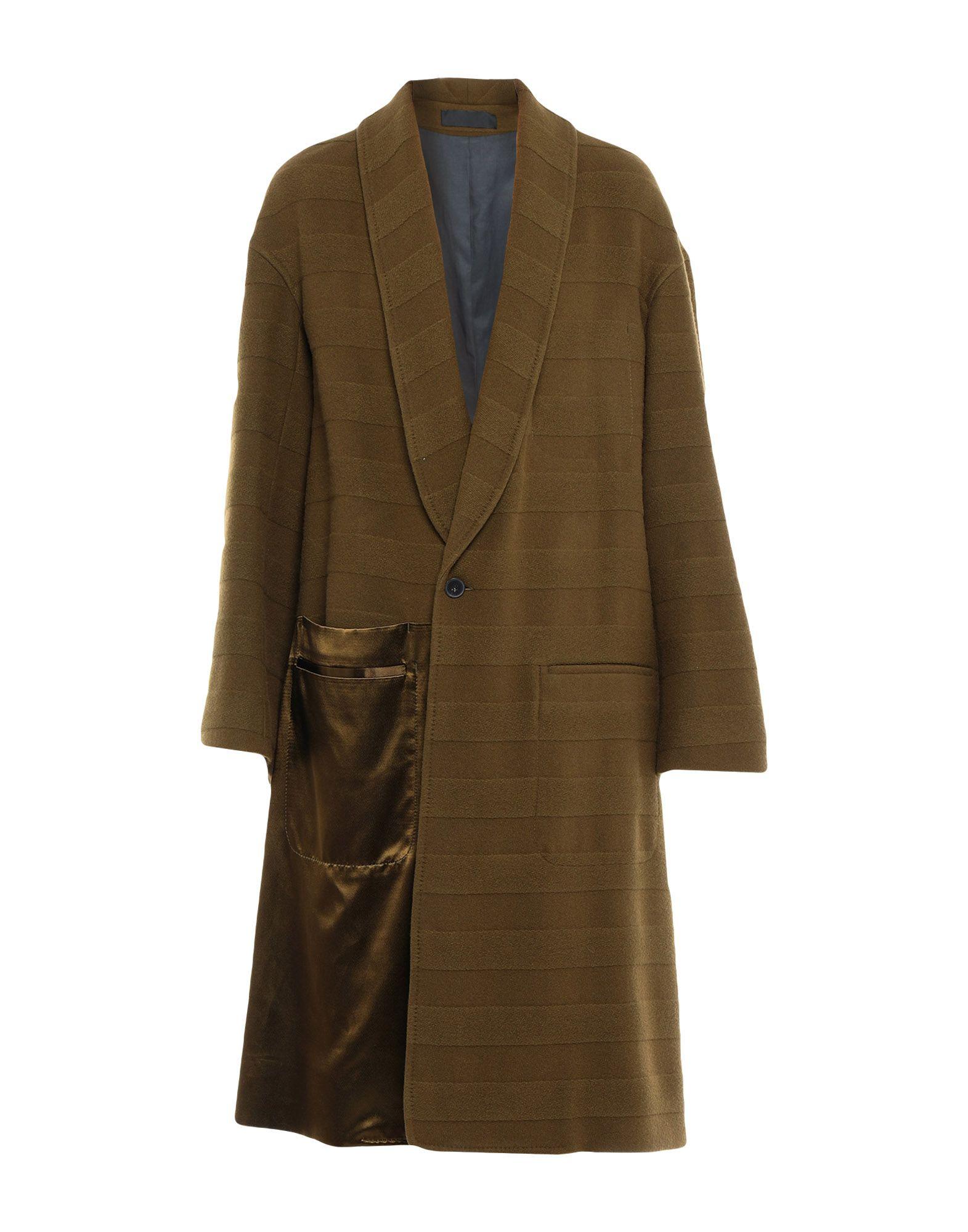 HAIDER ACKERMANN Пальто цена 2017