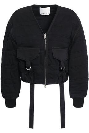 3.1 PHILLIP LIM フレンチコットンテリー ボンバージャケット